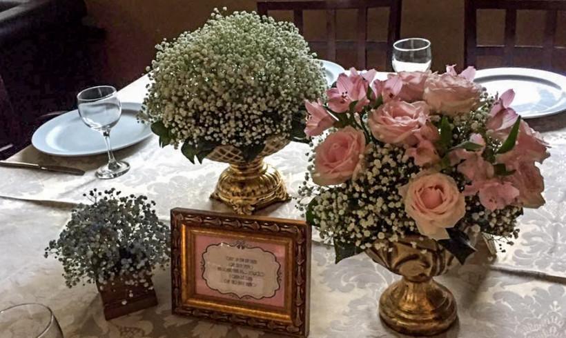 Lilian e André – Decoração de Casamento – Dom Parma