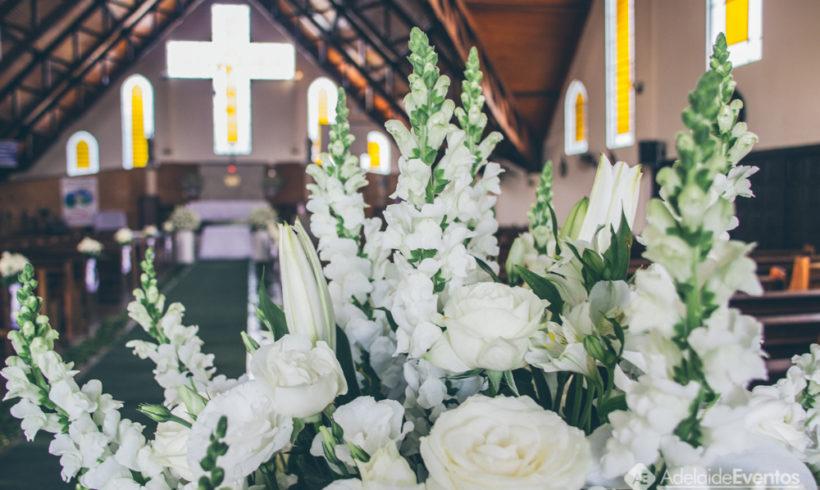 Adelaide Eventos – Decoração de Casamento – Larissa e Cícero