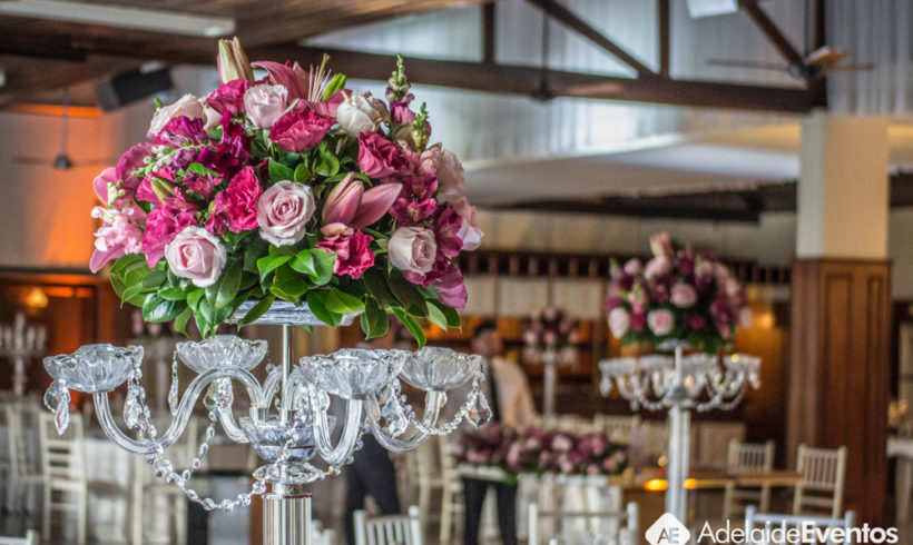 Adelaide Eventos – Decoração de Casamento – Giovana e Ronnyer